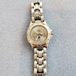 Fossil Blue Wrist Watch